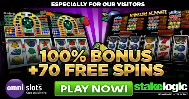 Omnislots 70 free spins